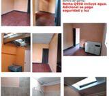 Apartamento zona 1 Mixco