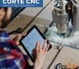 Contamos con servicios de CNC