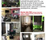 Apartamento Santa Catarina Pinula