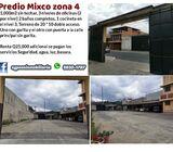 Predio en zona 4 Mixco con oficinas