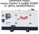 Generadores Eléctricos Yanmar