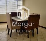Apartamento amueblado en alquiler en zona 10 en $1900 de 3 dormitorios/código 1206